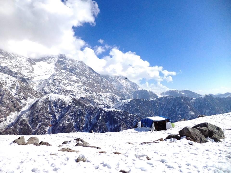 Triund Snow Trek