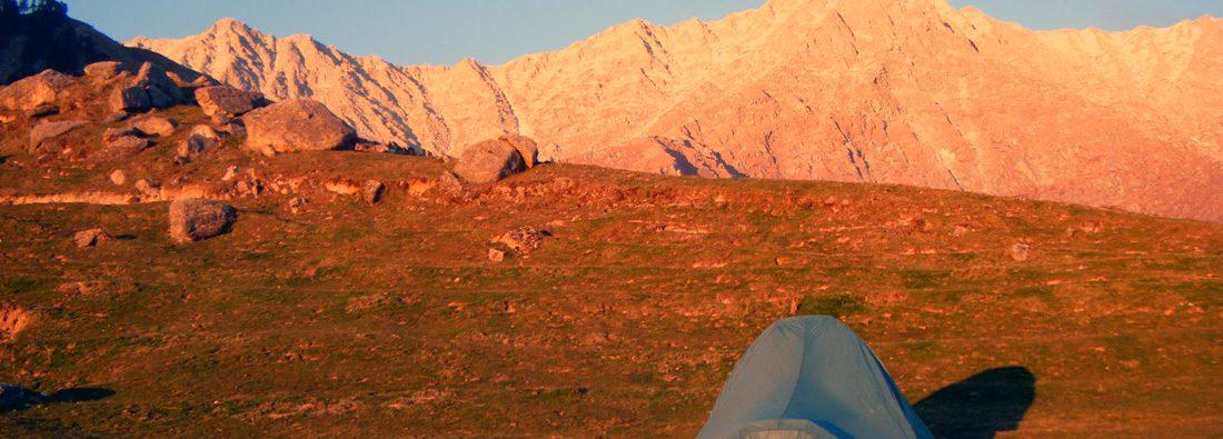 Triund Trek & Camping in Dharamshala