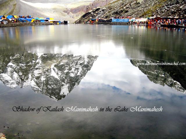 Yoga Manimahesh Lake, Bharmour, Chamba Himachal Pradesh